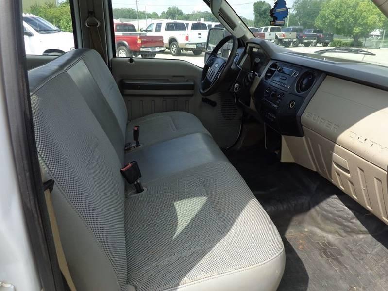 2008 Ford F-350 Super Duty XL 4dr Crew Cab SB DRW RWD - Jackson GA