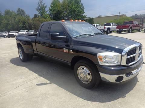 2007 Dodge Ram Pickup 3500 for sale in Jackson, GA