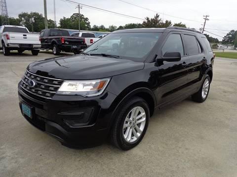 2017 Ford Explorer for sale in Jackson, GA