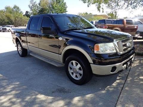 2007 Ford F-150 for sale in Jackson, GA