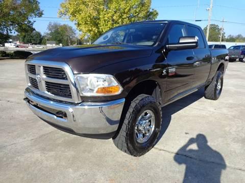 2011 RAM Ram Pickup 2500 for sale in Jackson, GA