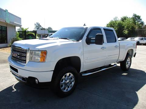 2011 GMC Sierra 2500HD for sale in Jackson, GA