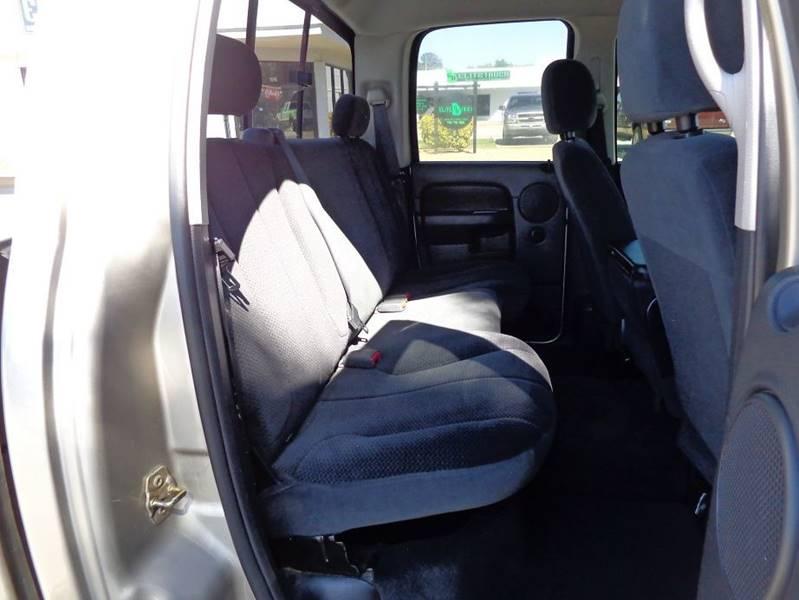 2005 Dodge Ram Pickup 2500 4dr Quad Cab SLT Rwd SB - Jackson GA