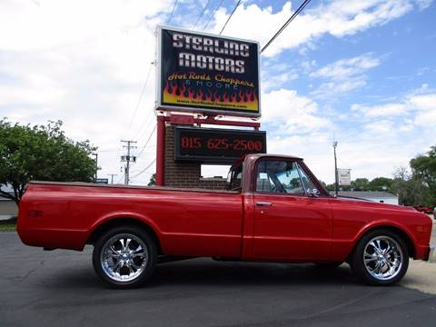 1968 Chevrolet C/K 10 Series for sale in Sterling, IL