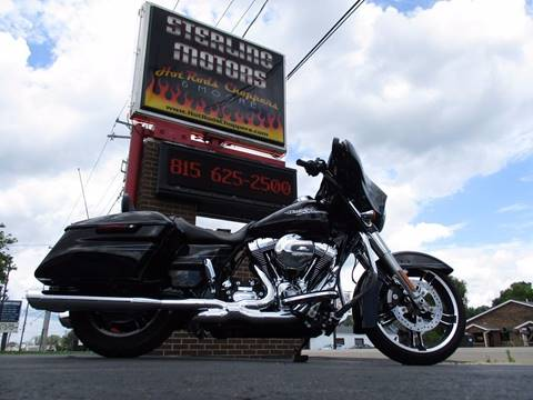 2016 Harley-Davidson Street Glide for sale in Sterling, IL