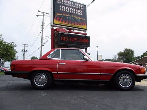 1985 Mercedes-Benz 380-Class for sale in Sterling, IL