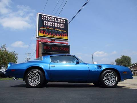 1978 Pontiac Firebird for sale in Sterling, IL