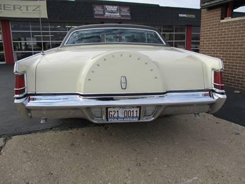 1969 Lincoln Mark III