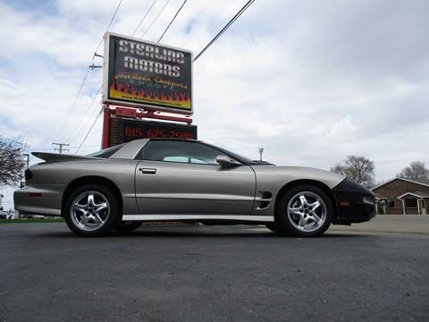 2002 Pontiac Trans Am for sale in Sterling, IL