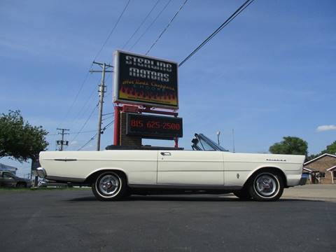 1965 Ford Galaxie 500 for sale in Sterling, IL