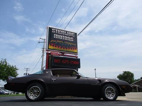1981 Pontiac Trans Am for sale in Sterling, IL