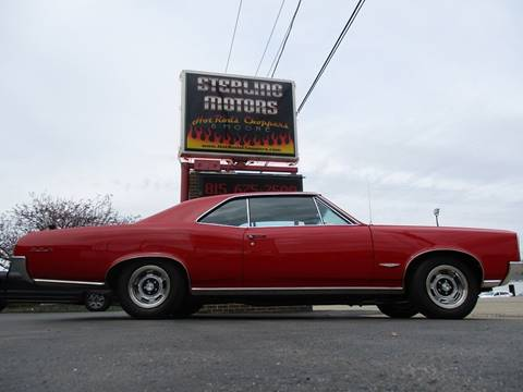 1966 Pontiac GTO for sale in Sterling, IL