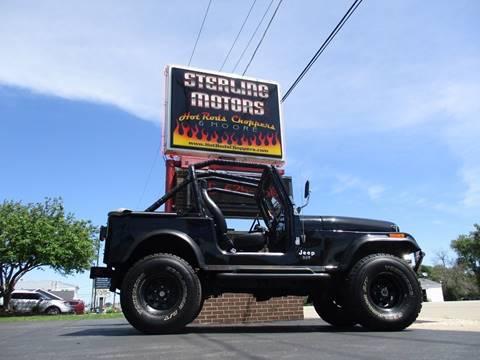 1980 Jeep CJ-7 for sale in Sterling, IL