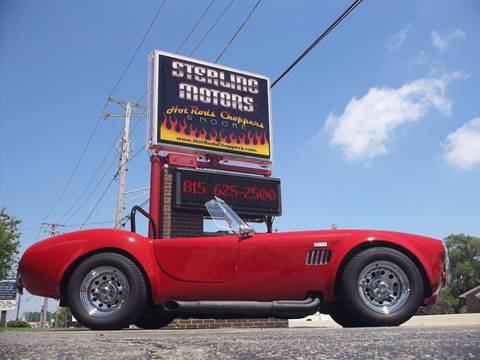 1966 Shelby Cobra for sale in Sterling, IL