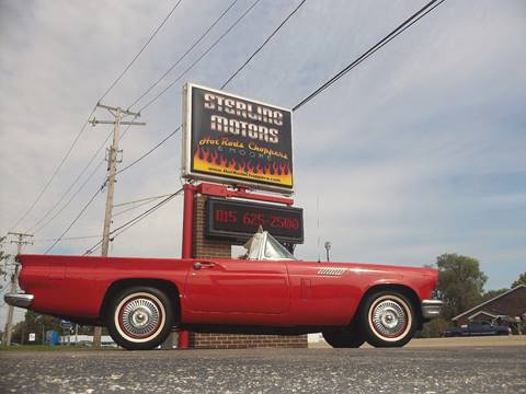 1957 Ford Thunderbird for sale in Sterling, IL
