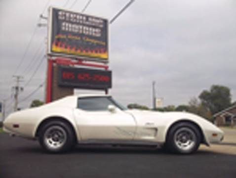 1977 Chevrolet Corvette for sale in Sterling, IL
