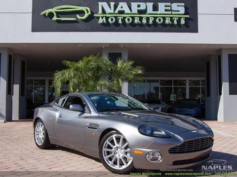 Aston Martin V Vanquish For Sale In Selma CA Carsforsalecom - 2005 aston martin vanquish