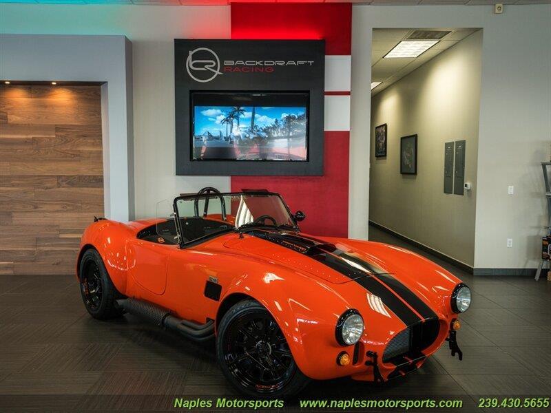 1965 Replica/Kit Backdraft Racing 427 Shelby Cobra Replica