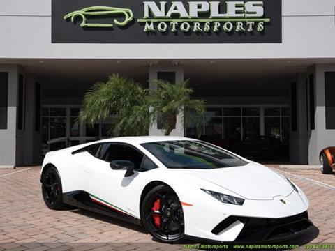 Lamborghini Huracan For Sale In Rayville La Carsforsale Com
