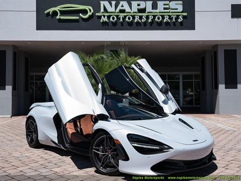 2018 McLaren 720S For Sale in Naples, FL - Carsforsale.com®