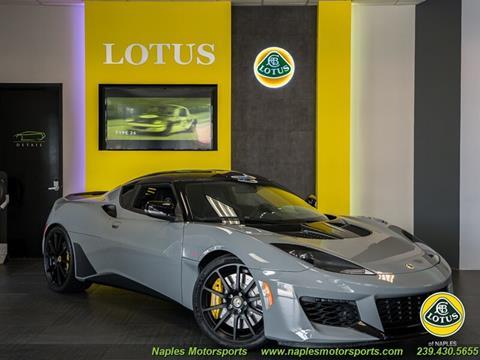 2020 Lotus Evora for sale in Naples, FL