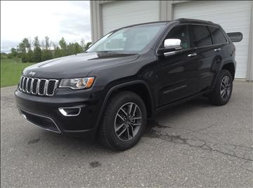 2017 Jeep Grand Cherokee for sale in Middlebury, VT