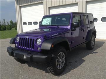 Jeep Wrangler For Sale Vermont