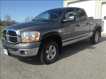 2006 Dodge Ram Pickup 1500 for sale in Middlebury, VT