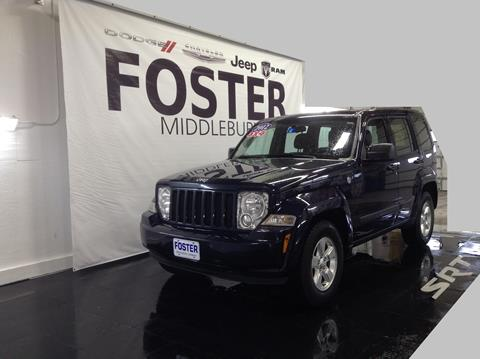 2012 Jeep Liberty for sale in Middlebury, VT