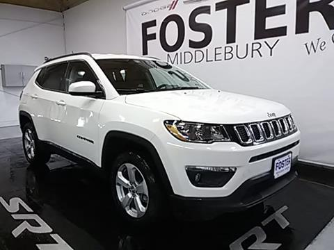 2019 Jeep Compass for sale in Middlebury, VT