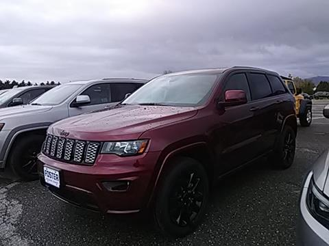 2019 Jeep Grand Cherokee for sale in Middlebury, VT