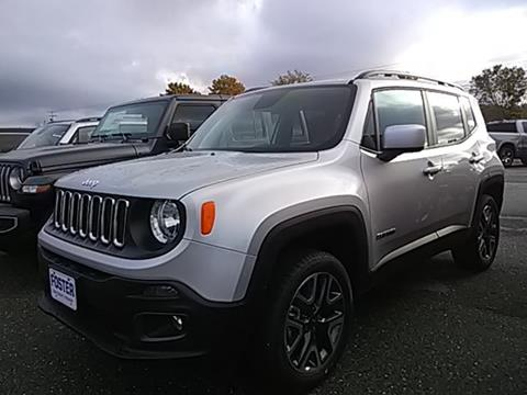 2018 Jeep Renegade for sale in Middlebury, VT