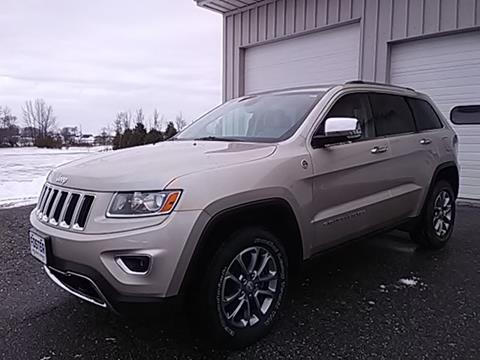 2014 Jeep Grand Cherokee for sale in Middlebury, VT