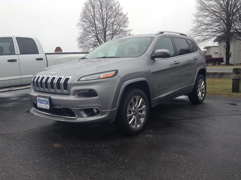 2016 Jeep Cherokee for sale in Middlebury, VT