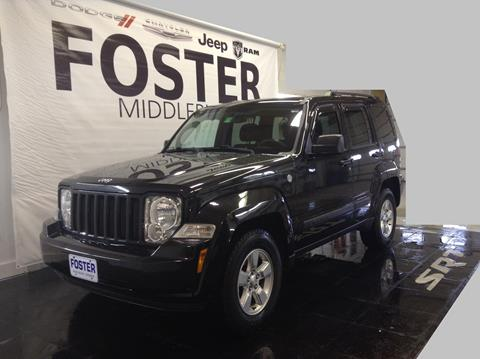 2011 Jeep Liberty for sale in Middlebury, VT