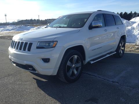 2016 Jeep Grand Cherokee for sale in Middlebury, VT