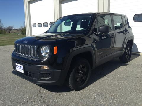 2017 Jeep Renegade for sale in Middlebury, VT