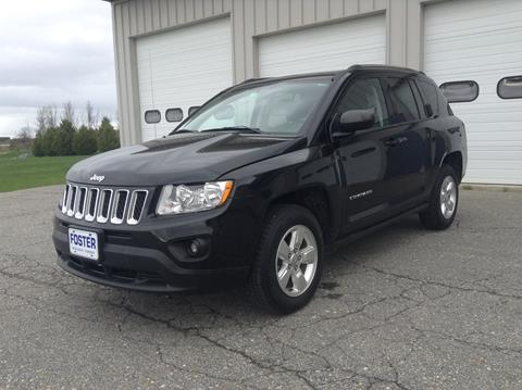 2013 Jeep Compass for sale in Middlebury, VT