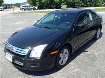 2009 Ford Fusion for sale in Middlebury, VT