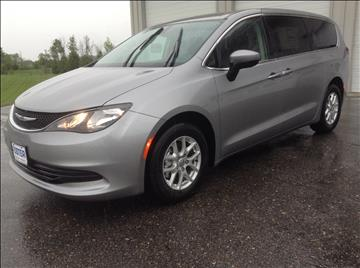 2017 Chrysler Pacifica for sale in Middlebury, VT