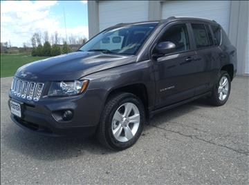 2016 Jeep Compass for sale in Middlebury, VT
