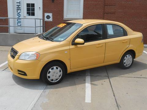 2007 Chevrolet Aveo for sale in Pittsburgh, PA
