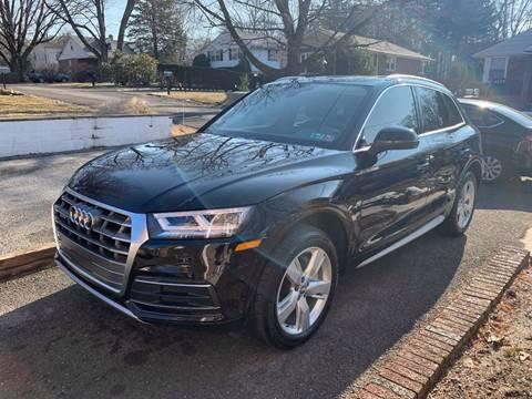 2018 Audi Q5 for sale in Philadelphia, PA