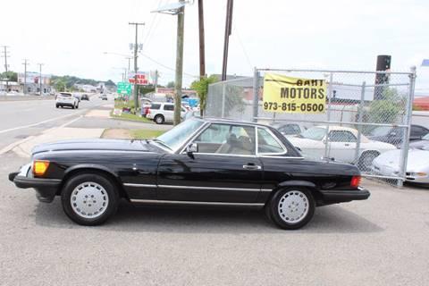 1988 Mercedes-Benz 560-Class for sale in Lodi, NJ