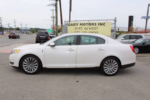 2013 Lincoln MKS for sale in Lodi, NJ
