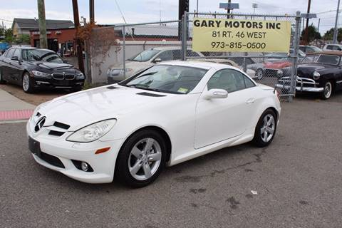2006 Mercedes-Benz SLK for sale in Lodi, NJ