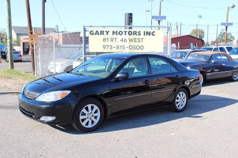 2004 Toyota Camry for sale in Lodi, NJ