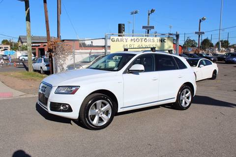 2013 Audi Q5 Hybrid for sale in Lodi, NJ
