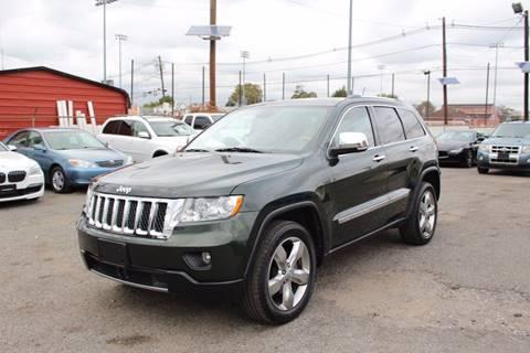 2011 Jeep Grand Cherokee for sale in Lodi, NJ