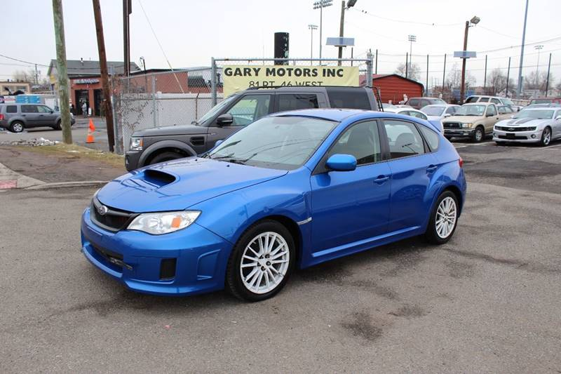 2013 Subaru Impreza Awd Wrx 4dr Wagon In Lodi Nj Gary Motors Inc